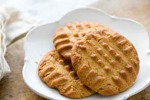 Peanut Butter Cookie Recipe – Bwizkid