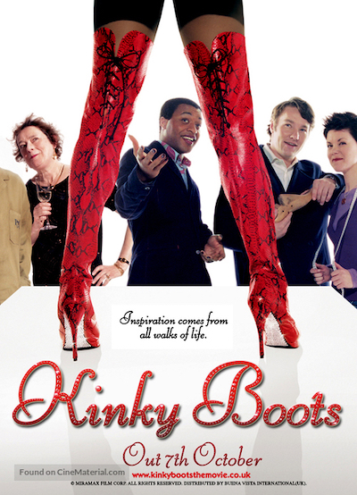 Kinky Boots – Film Review