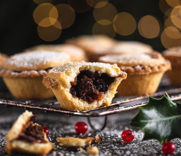 Mince Pies – How do you eat yours ?