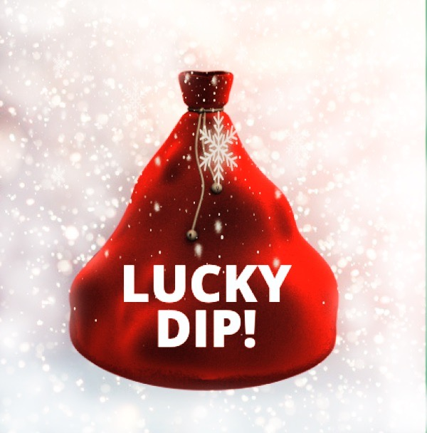 Sue's Christmas Lucky Dip