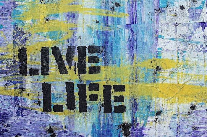 Monday – Live Life