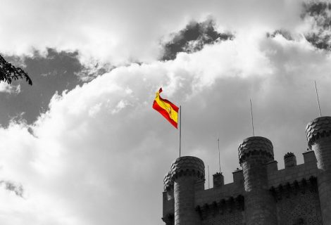 Spain – Yesterday I heard a disturbing story