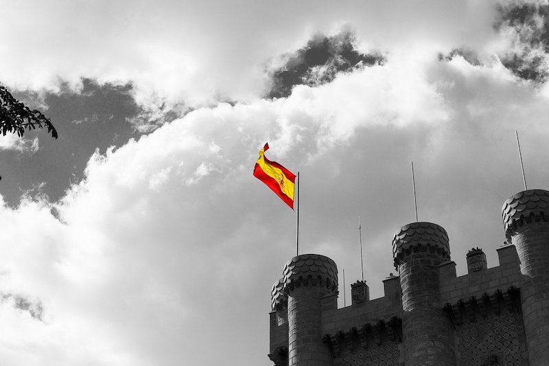 Spain – Yesterday I heard a disturbing story